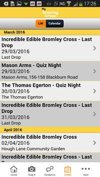 My Bromley Cross apk screenshot
