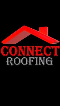 Connect Roofing poster