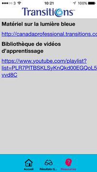 Transitions Defi 30 Jours apk screenshot