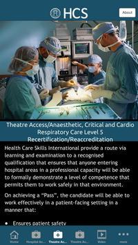 Health Care Skills apk screenshot