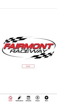 Fairmont Raceway poster