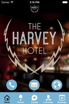 The Harvey Hotel poster