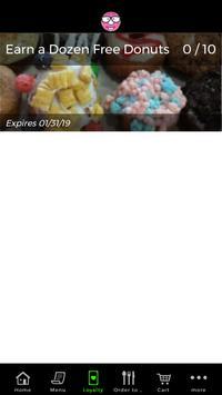 JORDAN'S DONUTS apk screenshot