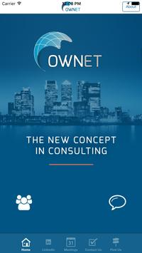 Ownet Consulting poster