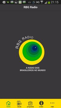 RBG Radio poster