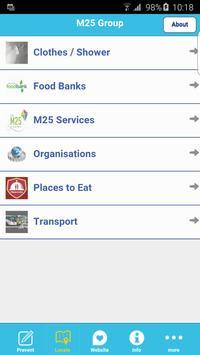 M25 Group apk screenshot