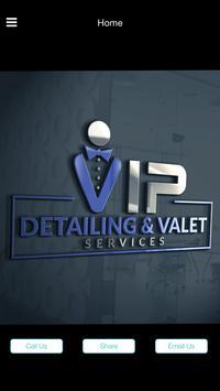 VIP Detailing & Valet poster