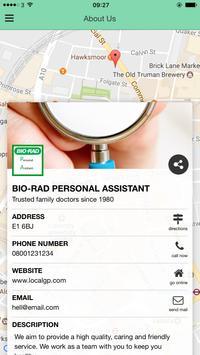 Bio-Rad Israel screenshot 2