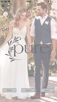 Pure Weddings poster