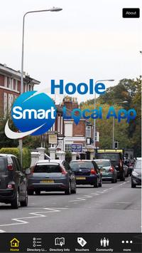 Hoole Smart Local App poster