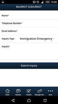 Immigration Attorney Now apk screenshot