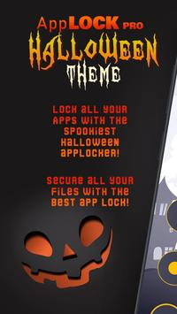 App Lock Pro Halloween Theme poster