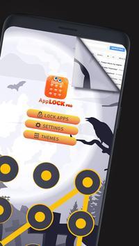 App Lock Pro Halloween Theme screenshot 1