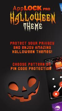 App Lock Pro Halloween Theme screenshot 2
