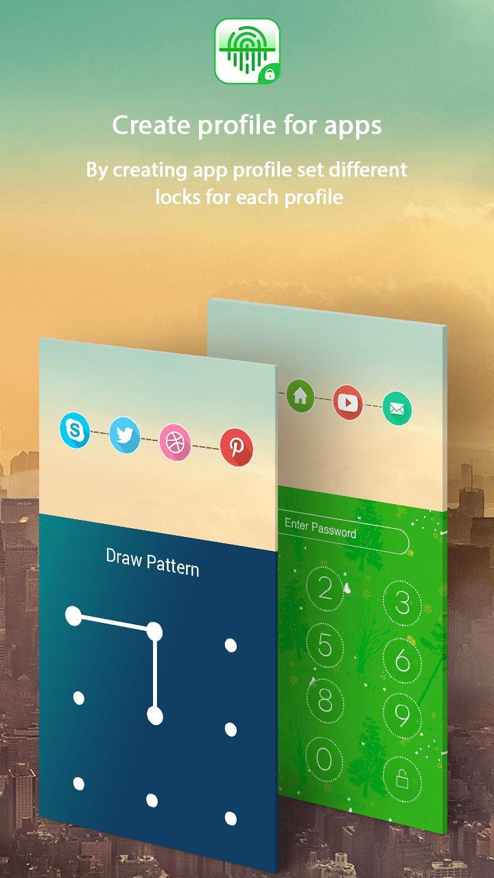 App locker - Fingerprint Master key for Android - APK Download