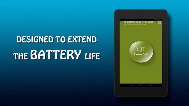 Protect.US™ Battery 3G Saver screenshot 5