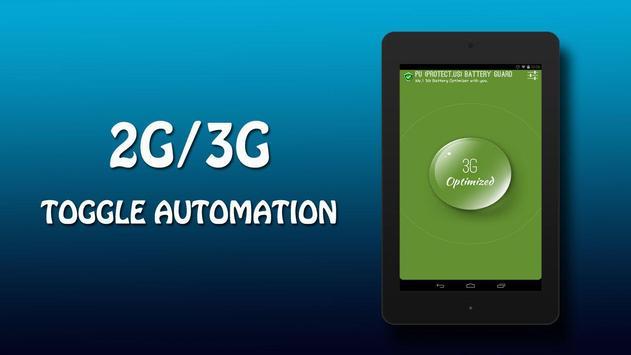 Protect.US™ Battery 3G Saver screenshot 7