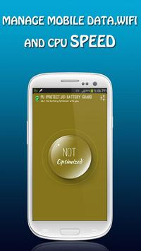 Protect.US™ Battery 3G Saver screenshot 1
