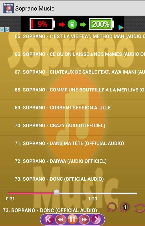 GRATUIT LA FIERT ROHFF NOTRES ALBUM TÉLÉCHARGER DES