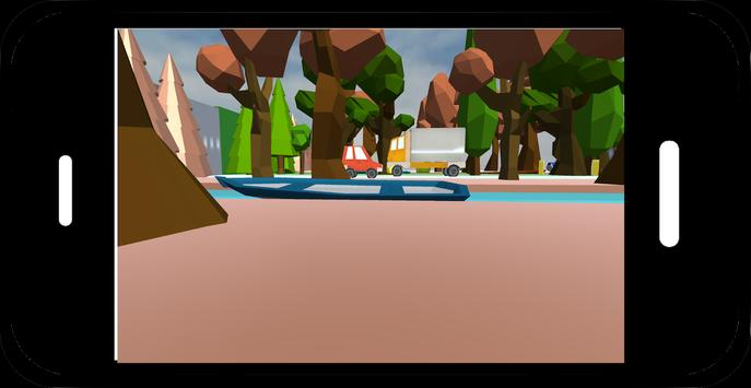 VR JUMPY PARK - Adventure Trip screenshot 3