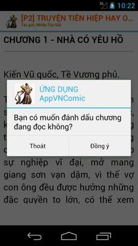 [P2] Truyện Tiên Hiệp Chọn Lọc Hay Offline apk screenshot