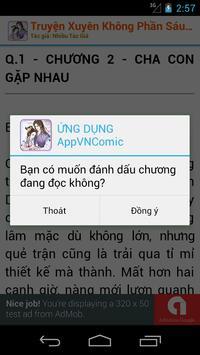 Truyện Xuyên Không Phần Sáu Offline screenshot 4