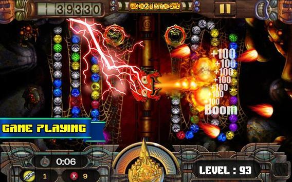 Fire Zuma Attack screenshot 2