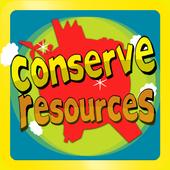 Conserve Resources icon