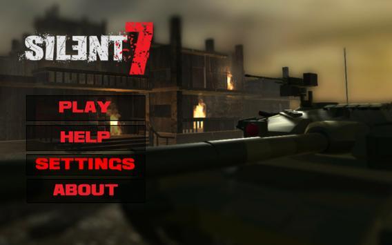 Silent 7 screenshot 3