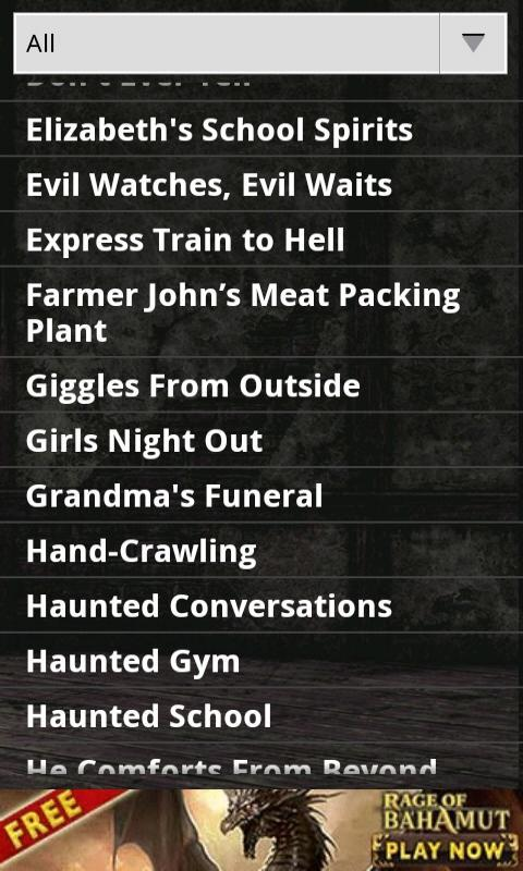 Creepy House - Horror Stories for Android - APK Download