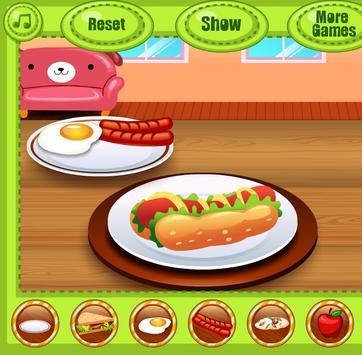 Breakfast Game apk screenshot