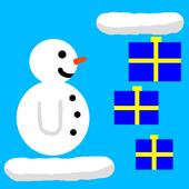 Snowman Jump icon