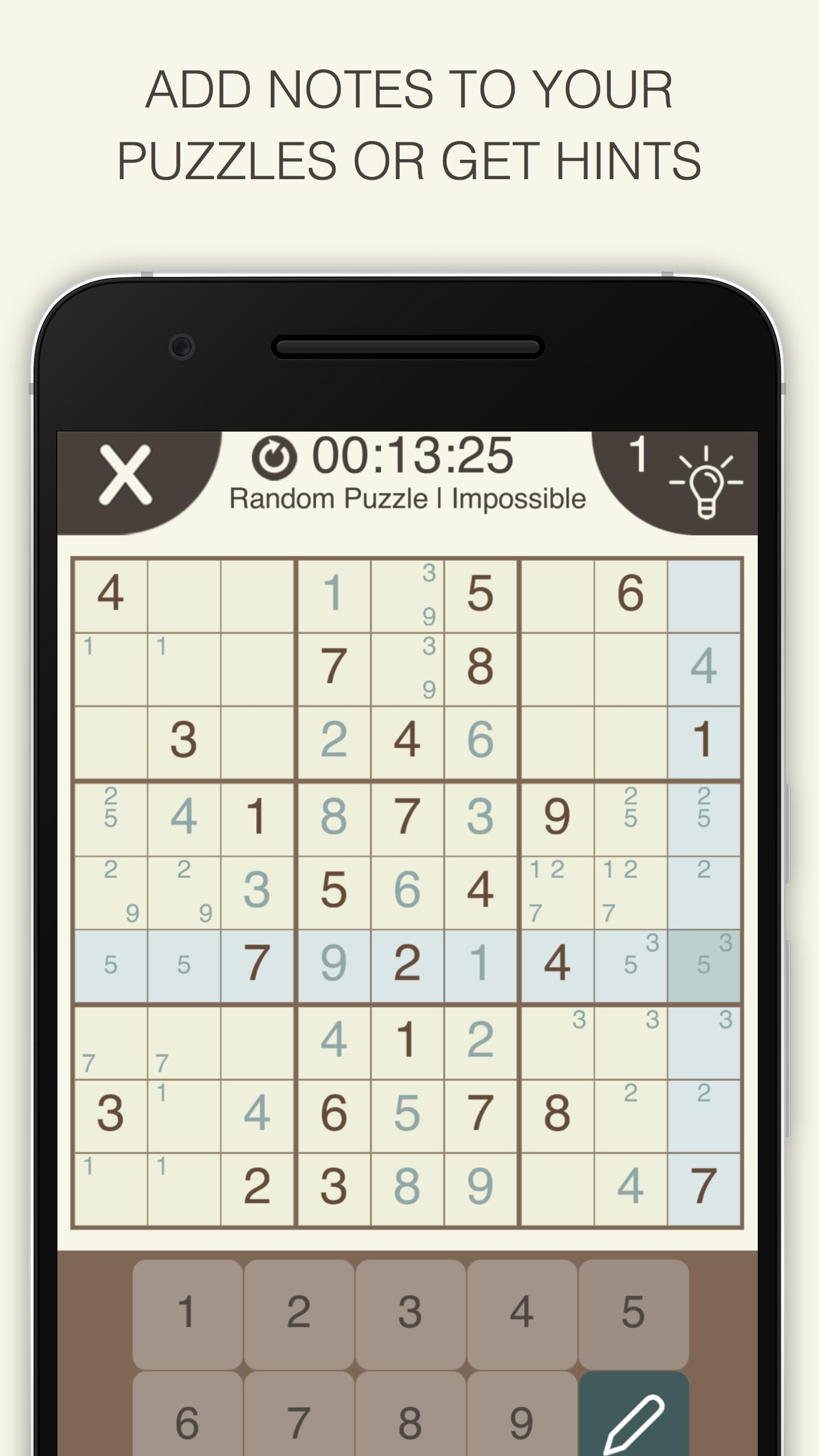 Sudoku Offline by Sudoku Genius for Android - APK Download