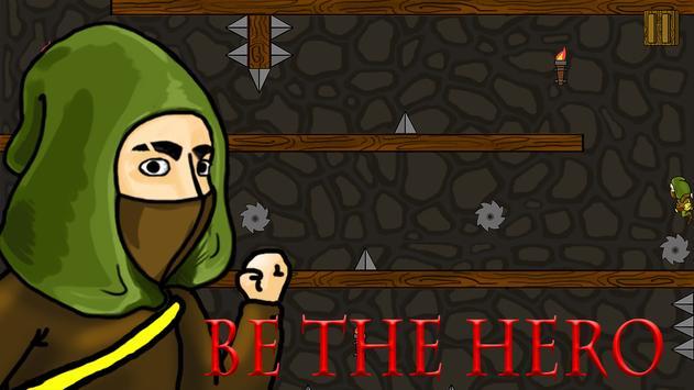 Castle Thief poster