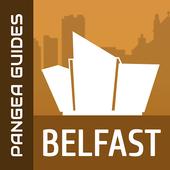 Belfast Travel - Pangea Guides icon