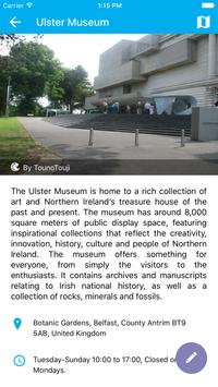 Belfast Travel - Pangea Guides apk screenshot