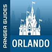 Orlando Travel - Pangea Guides icon
