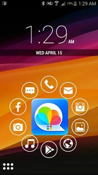 Apps Quick Launcher apk screenshot