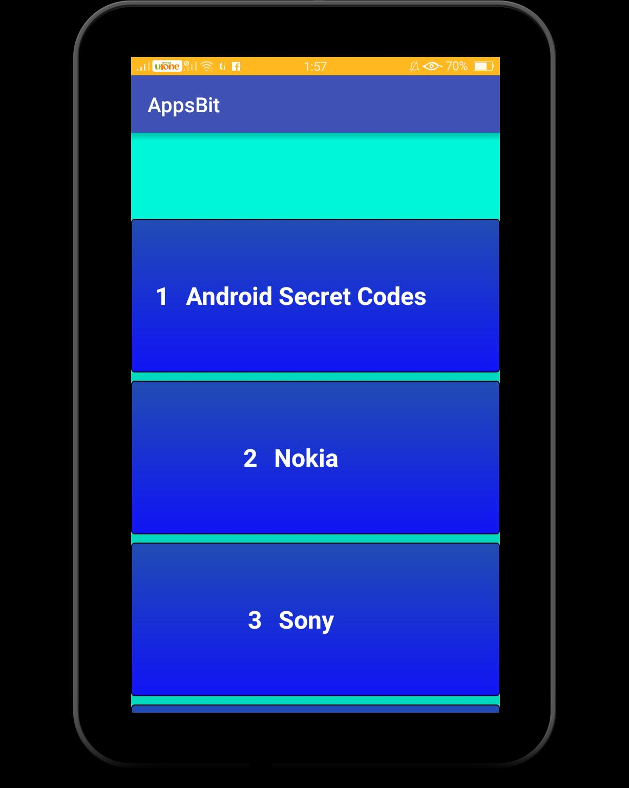 All Mobile Secret Code Latest(Mobile Master Codes) for Android - APK