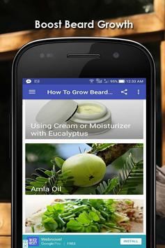 How To Grow Beard Fast screenshot 11
