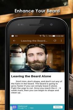 How To Grow Beard Fast screenshot 2