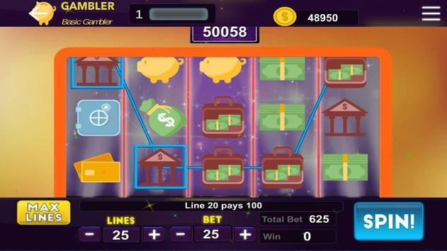 Slots Free With Bonus Casinos Vegas App screenshot 4