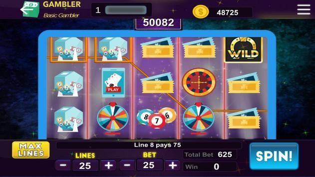 Slots Of Vegas Apps Bonus Money Games screenshot 4