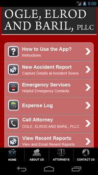 Ogle, Elrod and Baril App apk screenshot