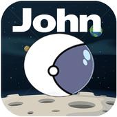 JohnInSpace icon
