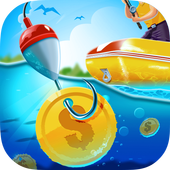 Fish for Money by Apps that Pay ícone