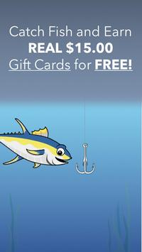 Fish for Money by Apps that Pay Cartaz
