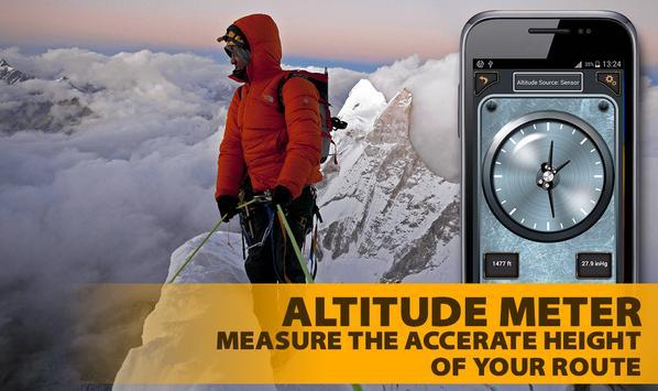 Accurate Altitude Measurement APK Download Free Travel - Altitude measurement app