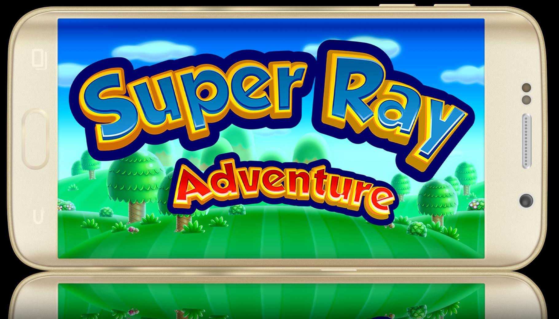Super Ray Adventure poster