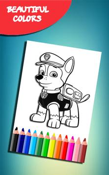 How to color paw patrol -coloring game- APK Download - Free ...